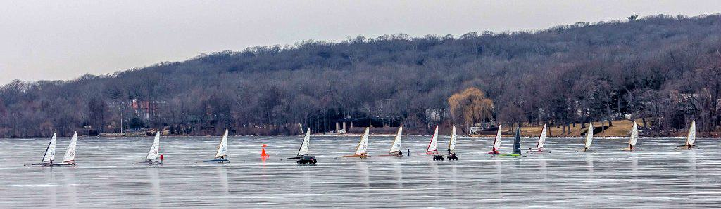 Skeeter Iceboat Club Honors