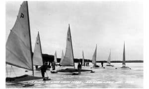 Wish You Were Here: Skeeter Iceboat Club History