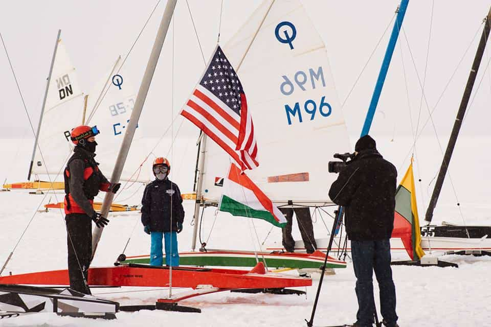 2018 Junior Ice Sailing World & European Championship Update