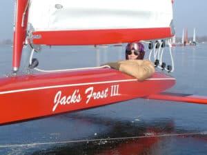 Jack Ripp Renegade Iceboat